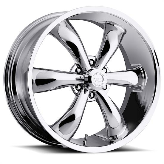 Vision 142-2936C35 American Muscle 142 Legend 6 Wheel, 20X9