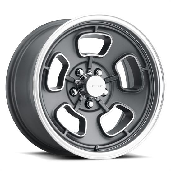 Vision 148-5865SGMF-19 American Muscle 148 Shift Wheel, 15X8