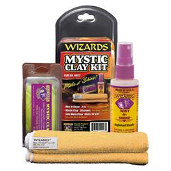 Wizards Products 10027 Mystic Clay 3 Piece Kit