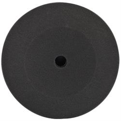 Wizards Products 11206 Foam Finish Gray Buffing Pad, 8 Inch