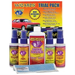 Wizards Products 11480 Trial Pack, 6 Piece