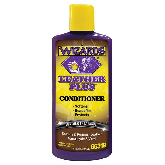 Wizards Products 66319 Leather Plus Conditioner, 8 oz