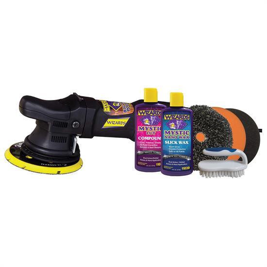 Wizards Products DAPKIT01 Wizard 21 Big Throw Polisher & SSR Kit