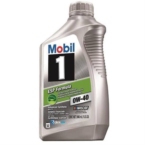 Attraktiva Mobil1 1238751 ESP Formula Engine Oil 0W-40, 1 Quart VX-68