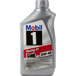 Kawasaki/Yamaha/Honda Oil Change Kit - K&N/Mobil 1 10W40, 4 Quart