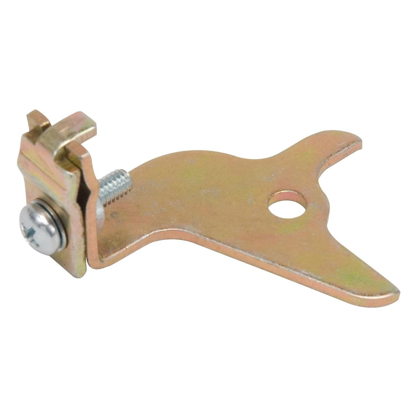 Holley 45-229 Manual Choke Control Cable Mounting Hardware