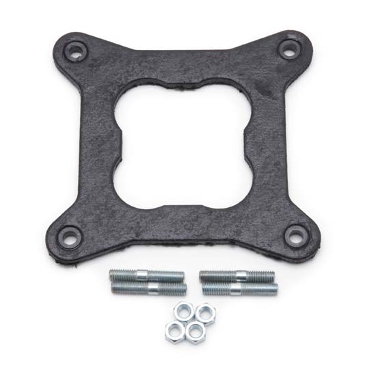 Edelbrock 12410 HDQ Carb Base Gasket, 0.32 Inch, 4-Barrel