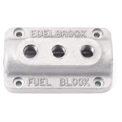 Gasket 6151 Classic T-Style Triple Outlet Fuel Block Mr