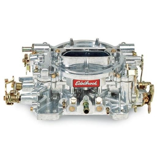 Edelbrock 1404 Performer 500 CFM 4 Barrel Carburetor, Manual Choke