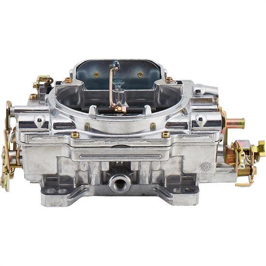 how to adjust a edelbrock 4 barrel carburetor