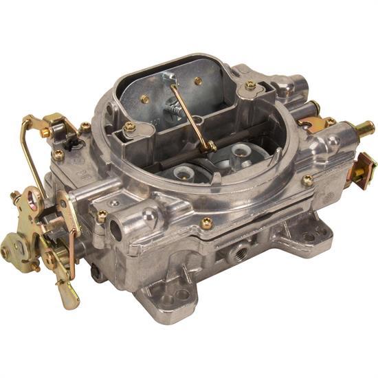 edelbrock 1405 performer 600 cfm 4 barrel carburetor manual choke rh ebay com edelbrock 1405 manual choke conversion edelbrock 1405 manual choke bracket