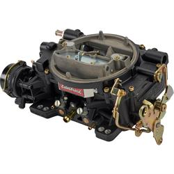 Edelbrock 14063 Performer 600 CFM 4 Barrel Carb, Electric Choke, Black