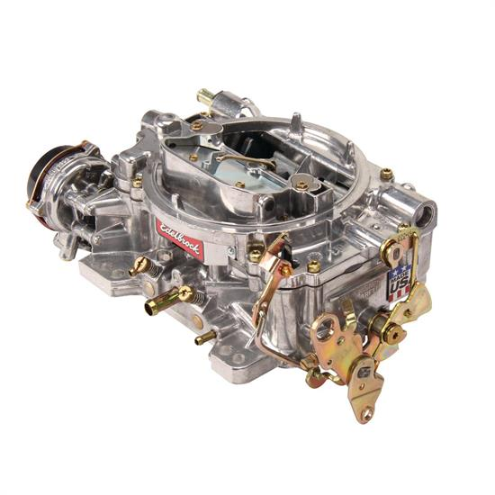 how to set a edelbrock carburetor