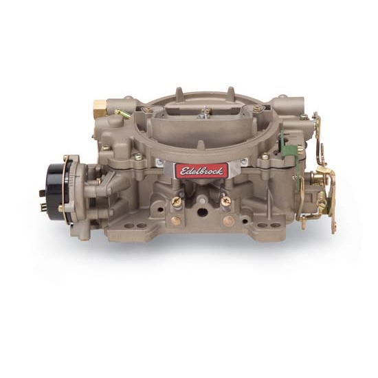 Edelbrock 1410 Performer Series 4-Barrel Carburetor, 750 CFM