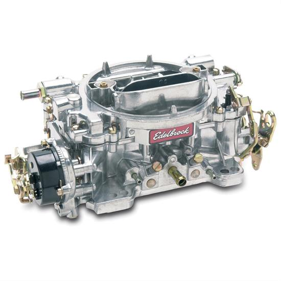 Edelbrock 1413 Performer 800 CFM Elect. Carb/Air/Fuel Kit,Pro-Flo