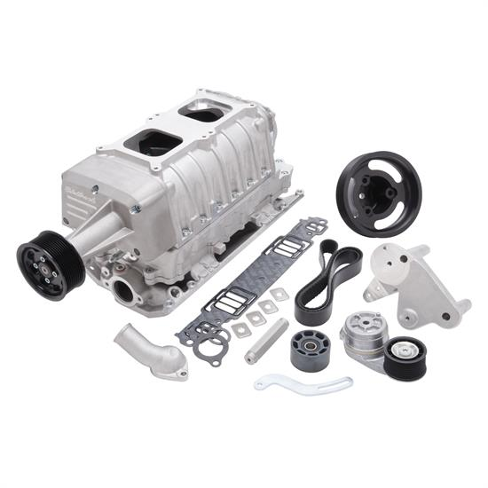 Edelbrock 1515 E-Force Enforcer Supercharger, Small Block