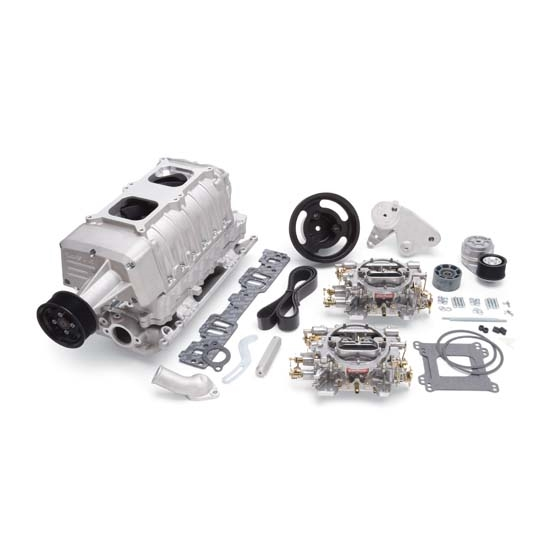 Edelbrock 1516 E-Force Enforcer Supercharger System