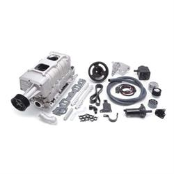 Edelbrock 1522 E-Force EFI Supercharger System Kit, Satin Finish