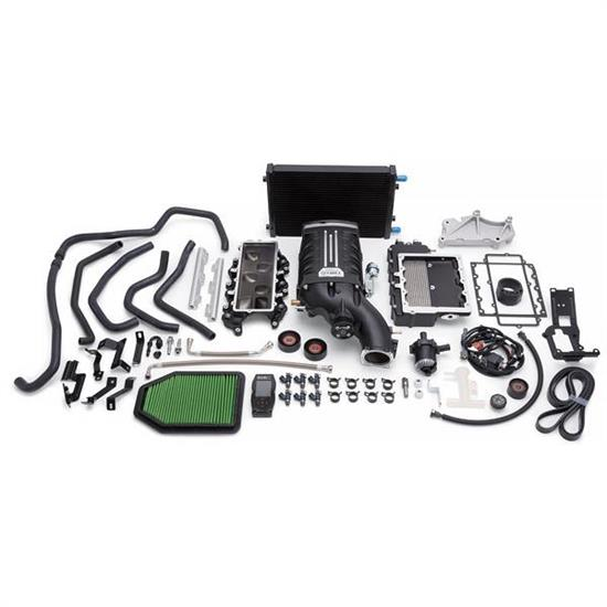 Edelbrock 1528 E-Force Supercharger, 15-16 Jeep Wrangler, 3.6L