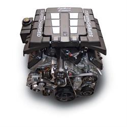 Edelbrock 1530 E-Force Stage 1 Chrysler Supercharger System Kit, 5.7L