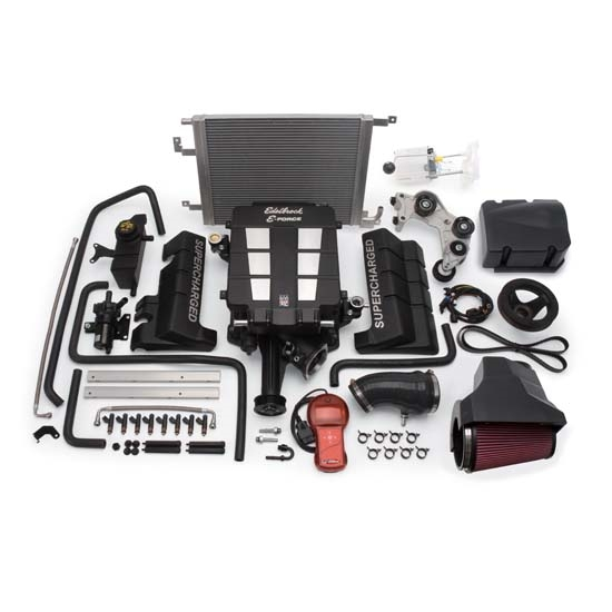 Supercharger Kits For Jeep 2 5: Edelbrock 1532 E-Force Stage 1 Chrysler Supercharger