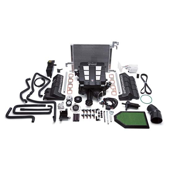 Edelbrock 15340 E-Force Street Legal Supercharger System, Stage 1