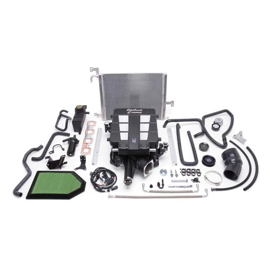 Edelbrock 15343 E-Force Competition Supercharger System, Stage 3