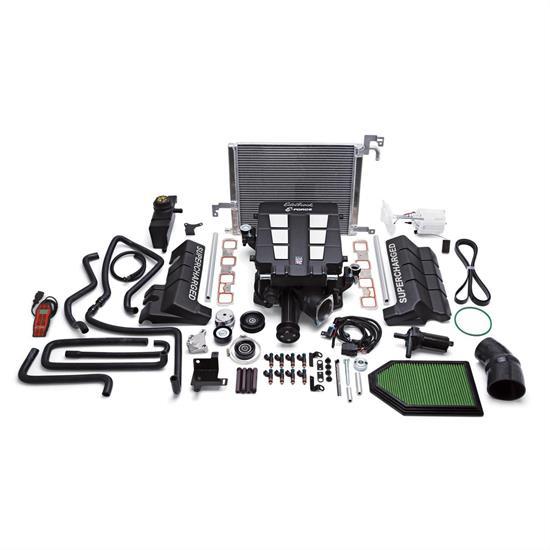 Edelbrock 1534 E-Force Stage 1 Chrysler Supercharger System Kit, 5 7L