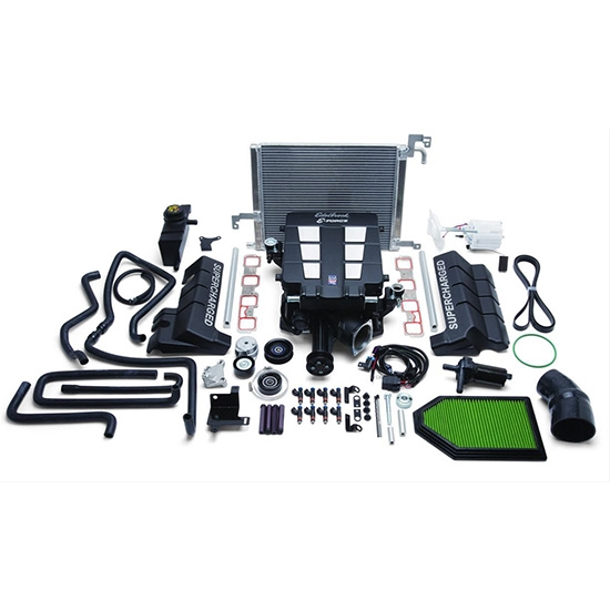 Edelbrock 15350 E-Force Street Legal Supercharger System, 5.7L
