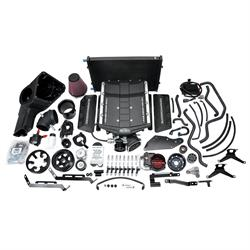 Edelbrock 153880 E-Force Stage 2 Kit, 18-19 Mustang 5.0L, No Tune