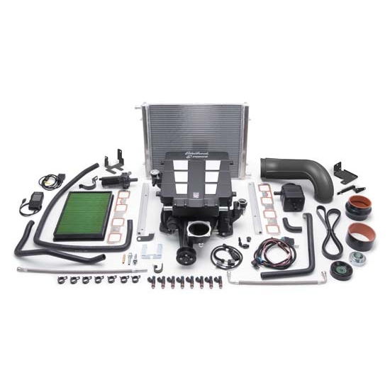 Edelbrock 1538 E-Force Street Legal Kit Supercharger System