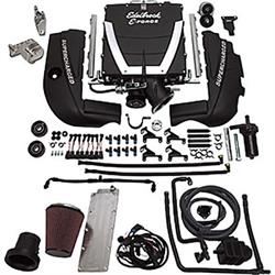 Edelbrock 15490 E-Force Universal Supercharger System, Chevy