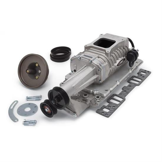 Edelbrock 1552 E-Force 122 Chevy Supercharger Kit, 1996