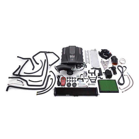 Edelbrock 1567 E-Force GM Truck/SUV Supercharger System Kit, 6 2L