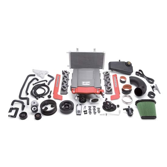 Edelbrock 1570 E-Force C-7 Corvette Supercharger System Kit, 6.2L