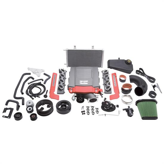 Edelbrock 15710 E-Force Supercharger System, C-7 Corvette 6.2L, Kit
