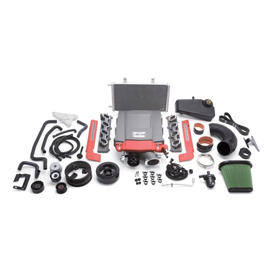 Edelbrock 15712 E-Force Supercharger System, 2014 Corvette, 6.2L LT1