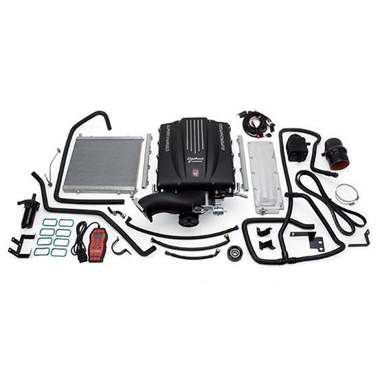 Edelbrock 1577 E-Force GM Truck/SUV Supercharger System Kit