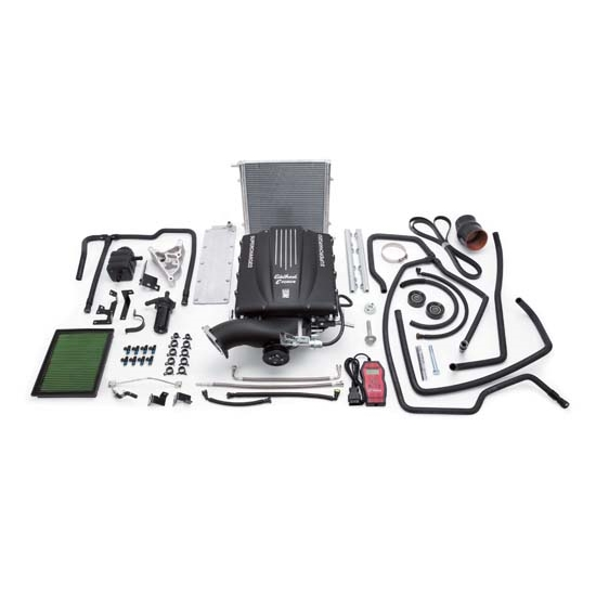 Edelbrock 1578 E-Force GM Truck/SUV Supercharger System Kit, 4.8/5.3L