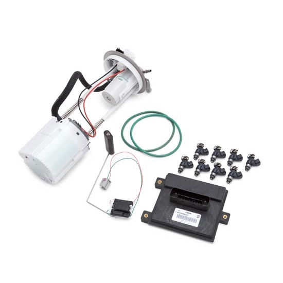 Edelbrock 15791 Supercharger Supplemental Electric Fuel Pump,Chevy/GMC