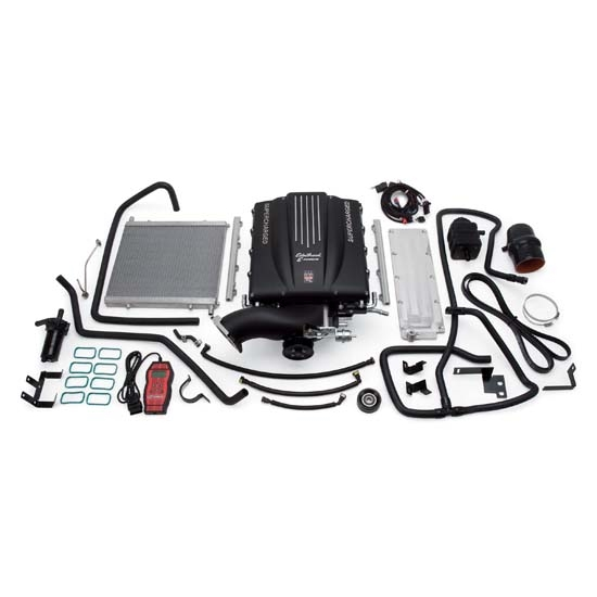 Edelbrock 1579 E-Force GM Truck/SUV Supercharger System Kit, 6.2L