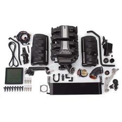 Edelbrock 15800 E-Force Street Legal Kit Supercharger System, 4.6L