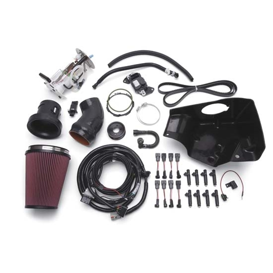 Edelbrock 15802 E-Force Stage 2 Supercharger Upgrade Kit, Ford 4.6L