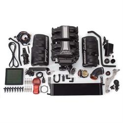 Edelbrock 1580 E-Force Mustang Supercharger System Kit, 4.6L