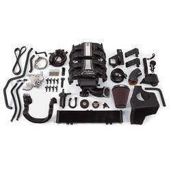Edelbrock 15810 E-Force Supercharger Street Legal Kit, Ford 5.4L