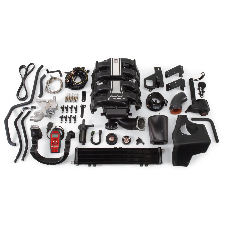 Edelbrock 1581 E-Force Ford F-150 Supercharger System Kit, 5 4L