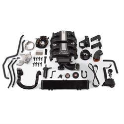 Edelbrock 15830 E-Force Supercharger Street Legal Kit, Ford 5.4L
