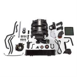 Edelbrock 15840 E-Force Supercharger Street Legal Kit, Ford 5.0L