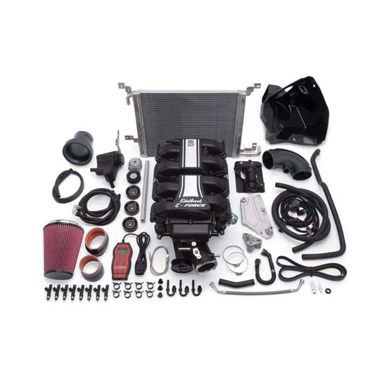 Edelbrock 15896 E-Force Competition Supercharger System, Ford 5.0L