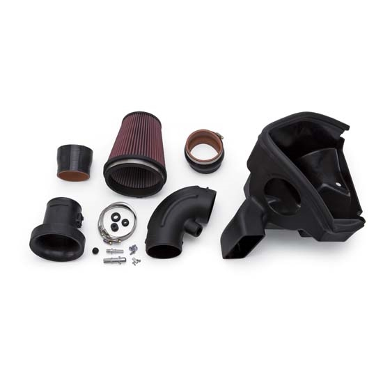 Edelbrock 15898 E-Force Competition Air Intake Kit, Ford 5.0L